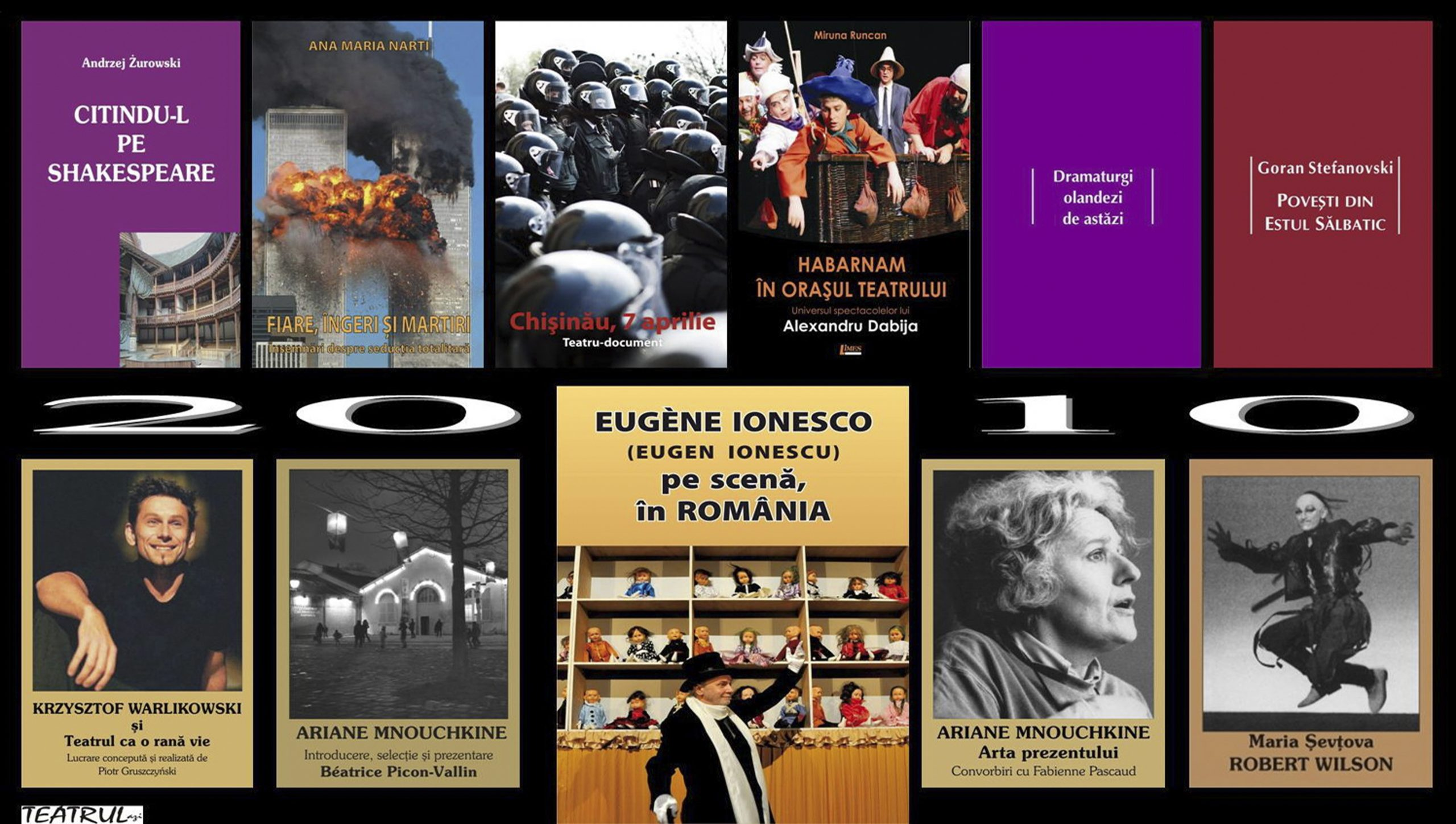 "Catalog editorial Fundatia ""Culturala Camil Petrescu"""