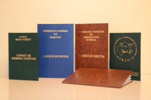 Legitimatii de servici, carnet de membru