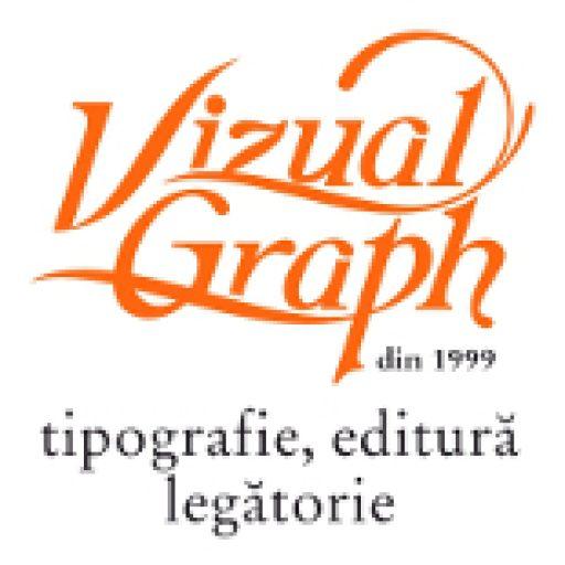 Logo patrat Tipografia Vizual-Graph