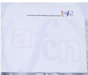 Plic personalizat AFCN