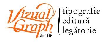 Logo dreptunghiular Tipografia Vizual-Graph