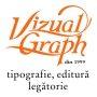 Logo pătrat Tipografia Vizual-Graph