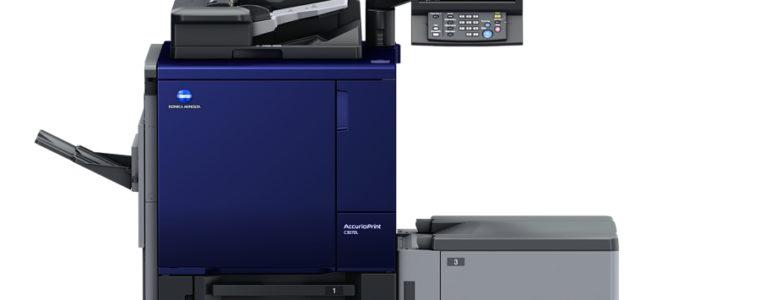 Echipament tipar digital laser Konica Minolta Accurioprint C3070L