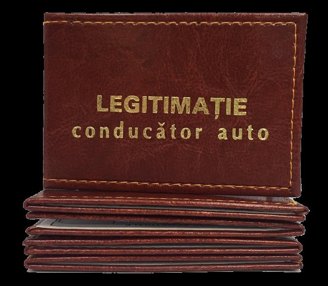 Legitimatie conducator auto exterior 1