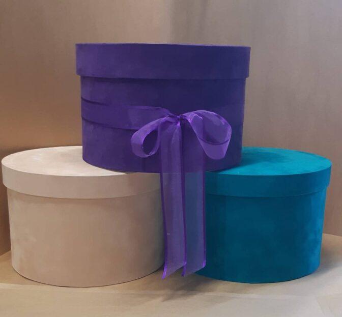 Modele cutii aranjamente florale / cadou / trusou